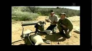 マシンガン3 ショーシャ軽機関銃 ブローニングM1917重機関銃