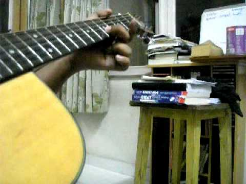 Vellai Pookal - Instrumental on Acoustic Guitar (full song) - YouTube