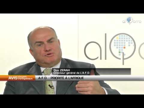 Dov Zerah, directeur général de l'Agence française de développement.