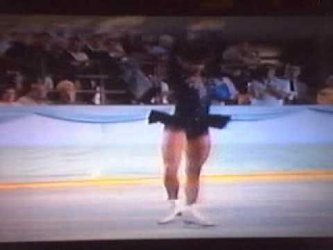 1987 Jill Trenary - Gillis Grafstroem - Dick Button
