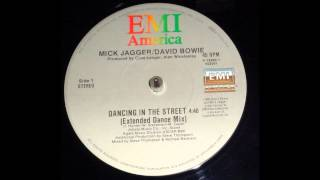 Dancing In The Street (Extended Dance Mix) - Mick Jagger/David Bowie
