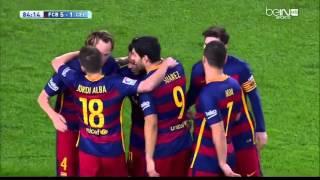 Ivan Rakitic Amazing Goal Assist from Suarez