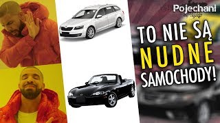 TOP 5 ciekawych aut za 10 000zł | Pojechani #148