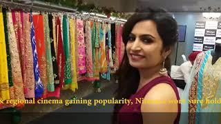 Fashion designer Nimrat Kahlon holds showcase of her Period designer costumes