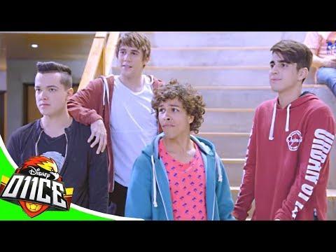 Disney11 | O11ce | Одиннадцать - Сезон 2 серия 76 - молодёжный сериал о футбольной команде