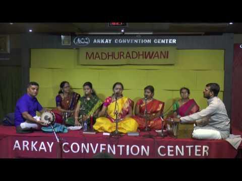 Madhuradhwani-Savitha Sreeram Abhangs