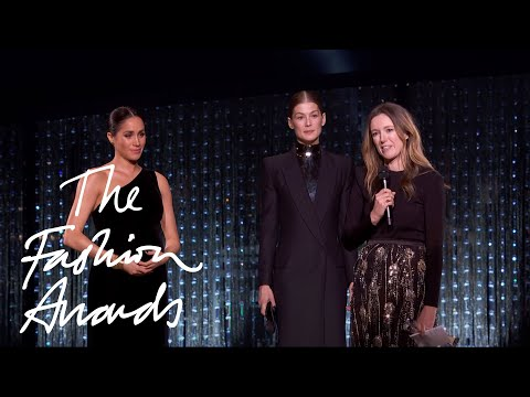 Clare Waight Keller for Givenchy | British Designer of the Year