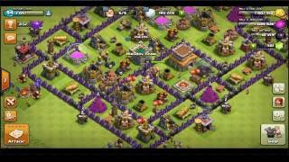 Clash of Clans | Clash Royale | Boom Beach | Hay Day | Online live Gameplay #278 [20160818]