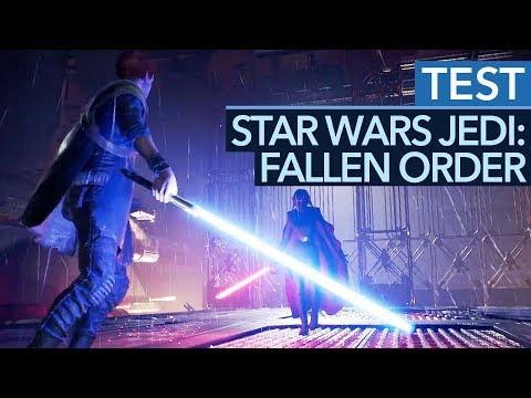 Star Wars Jedi: Fallen Order Im Test / Review