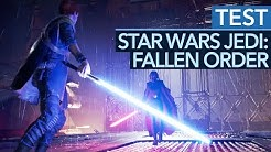 Star Wars Jedi: Fallen Order im Test / Review