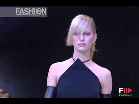 PACO RABANNE Fall Winter 2001 2002 Paris - Fashion Channel