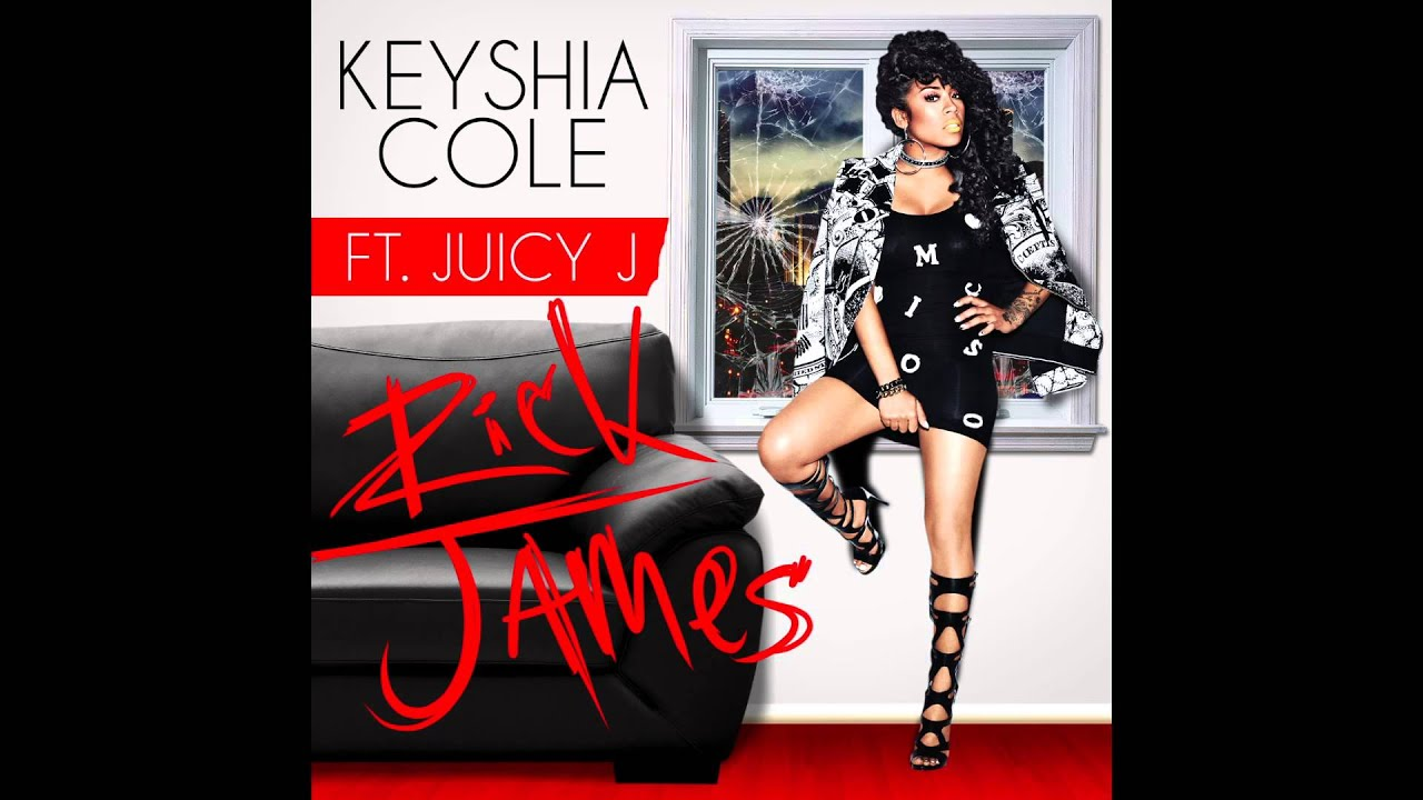 Keyshia Cole - Rick James Ft. Juicy J (OFFICIAL)