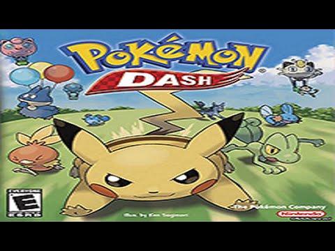 TAS (DS) Pokémon Dash - Regular Grand Prix