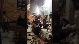 Asif Ali Zaidi zairat tabout safeere Hussain a.s