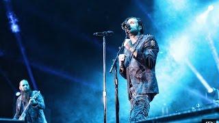 Three Days Grace - Painkiller (live in Minsk, 20-09-14)