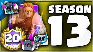 20 WIN CHALLENGE RETURNS, SUPER GIANT?! (Season 13 News!) || Clash Worlds Ep. 92