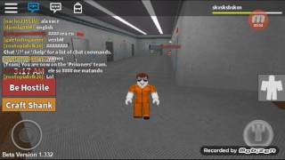 Roblox police and thief very cool