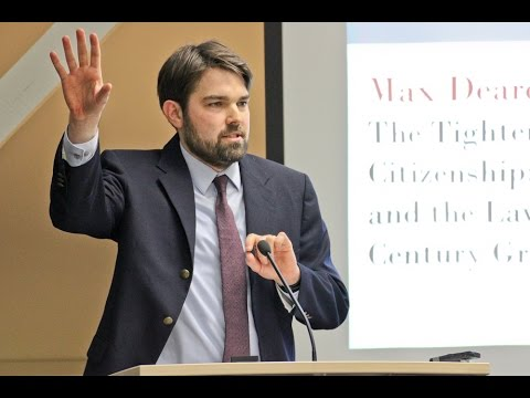Max Deardorff: The Tightening Vise of Christian Citizenship: Converts from Islam