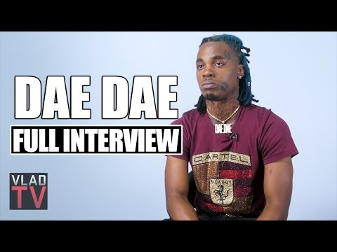 Dae Dae on His 5 Kids, Police Raids, Hit Songs & Face Tattoo