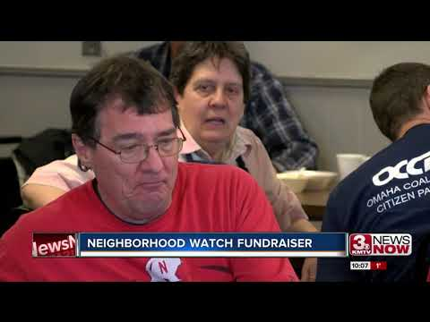 Omaha Coalition of Citizen Patrols hosts fundraiser