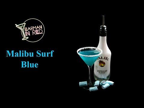 como-preparar-el-rico-🌊-malibu-surf-blue