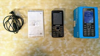 Samsung Metro 350 unboxing review