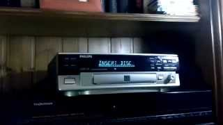 philips audio cd recorder cdr570 test