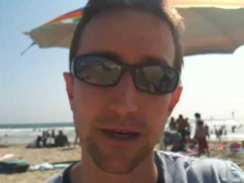 Domainvestors.tv Weekly Video: ccTLDs Live From Venice Beach