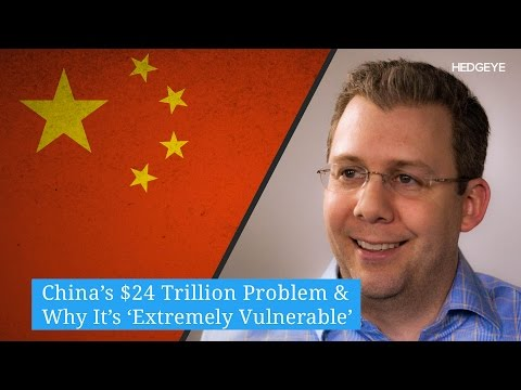 China's $24 Trillion Problem & Why It's 'Extremely Vulnerabl