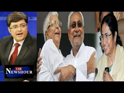 Secular Parties Tolerant Towards MALDA Riots? : The Newshour Debate (12th Jan 2016)