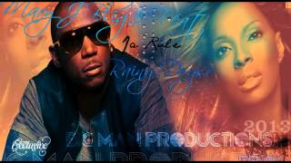 Mary J Blige Feat Ja Rule Rainy Days(Remix by big man production) 2013