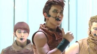 2pm ill be back 투피엠 아윌 비 백 music core 20101023