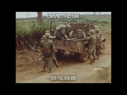 ROUTE NINE AND SAPPER ATTACK  - LMVIETHD166