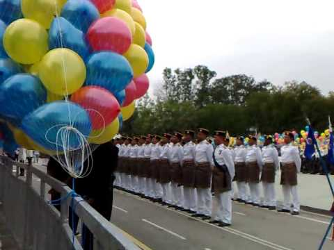 Federal Territory Day 2009 (Guard of Honor March In Opening)