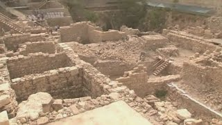 Ancient Greek fortress thought to have been unearthed in Jerusalem