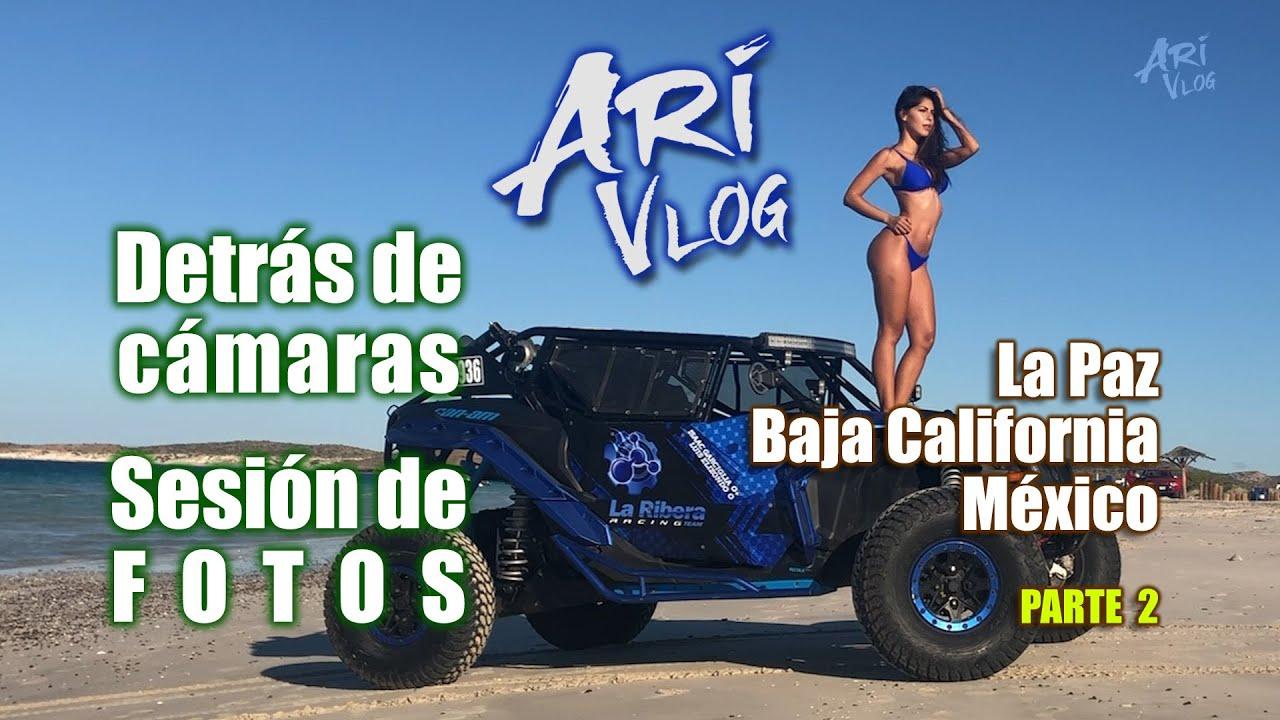 ARI VLOG - Sesión de Fotos - La Paz (Parte 2/2)