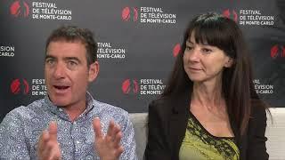 Esther MARTINEZ LOBATO & Alex PINA interview - LA CASA DE PAPEL - FTV2018