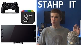 Broken PS4s, Google+ SUCKS, and $500 4K TVs! ~ Tech Talk #1