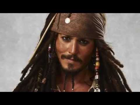 Maquillage D 39 Halloween Sans Sang Un Pirate Des Caraibes Sans Peur Youtube