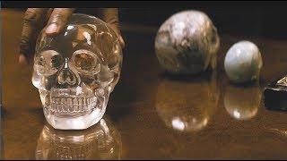 Offering a Skull...