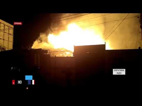 ТРК ВіККА: Готель для хасидів палав в Умані