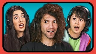 Download YOUTUBERS REACT TO WTF DID I JUST WATCH COMPILATION #4 Mp3 and Videos