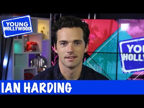 What Made Ian Harding Cry on PLL's Last Day?