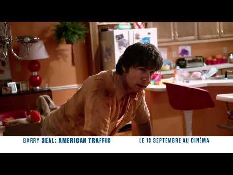 Barry Seal - American Traffic | Au cinéma le 13 séptembre streaming vf