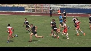Rubgy à X - U14 - Equipes de Martinique et Guadeloupe-4K