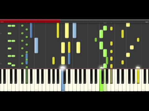 Galantis Firebird Piano Tutorial Midi for Remix Cover or Karaoke