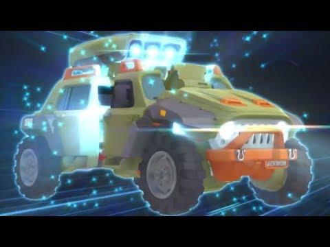 видео: Тоботы 4 сезон - Новые серии - 2 Серия: Раскопки в Дэйдо | Мультики про роботов трансформеров