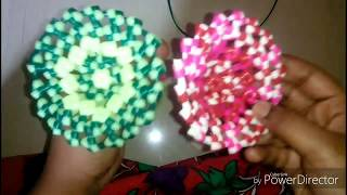 How to make flower with wire