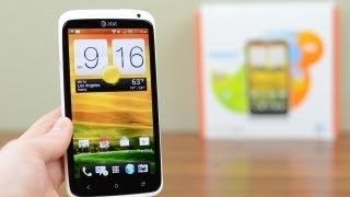Unboxing: HTC One X for AT