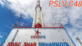 Launch of PSLV-C48